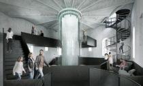 Vinohradská vodárna a plánovaná podoba vodárenského osvětového centra Hydropolis Praha