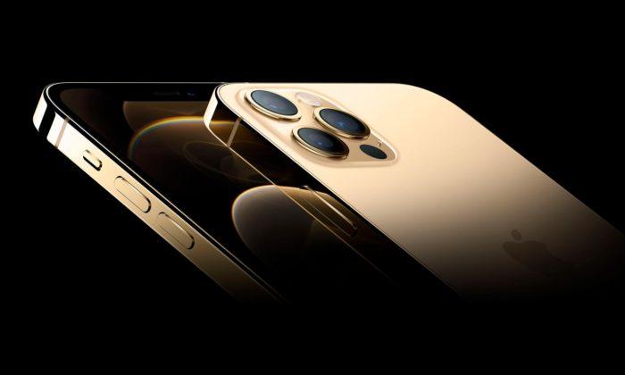 Apple představil čtyři nové mobily iPhone12 supraveným designem iřadou inovací