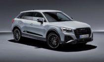 Audi Q2 narok 2020