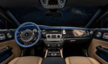 Rolls-Royce Wraith – Inspired By Earth