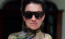 Nastassia Aleinikava aBrýle pro první českou prezidentku