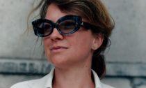 Nastassia Aleinikava a Brýle pro první českou prezidentku