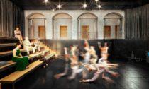 Plánovaný Dům tance v Praze na Žižkově