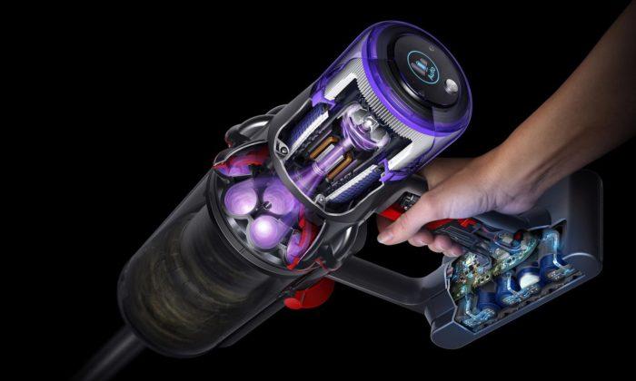 Dyson vyvinul inteligentní vysavač V11 Absolute Extra Pro snadpozemským výkonem