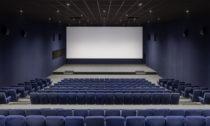 Grand Palais Cinema ve francouzském měste Cahors od ateliéru Antonio Virga Architecte