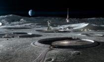 Plánované projekty výstavby na Měsíci