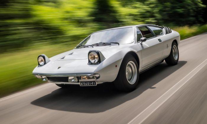 Pro svůj design oceňované Lamborghini Urraco odGandiniho slaví 50 let