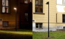 Radek Brezar a jeho návrh pouliční lampy