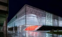 MEETT Toulouse Exhibition and Convention Centre od ateliéru OMA