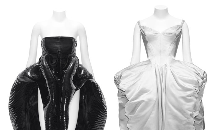 New York uspořádal velkou srovnávací výstavu šatů za posledních 150 let