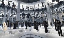 Výstava About Time v The Met