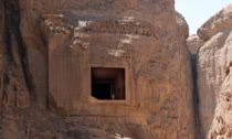 Jean Nouvel a návrh resortu Sharaan v oblasti AlUla v Saúdské Arábii