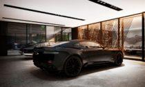 Sylvan Rock od Aston Martin