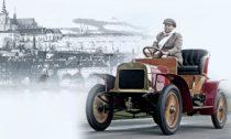 Voiturette A jako autonomní kočár ve studii od Škoda Auto