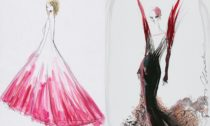 Ukázka z výstavy Ó, šaty!