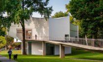 Winter Visual Arts Building odSteven Holl Architects