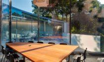 Winter Visual Arts Building od Steven Holl Architects
