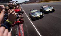 Aston Martin na 24 hodin Le Mans