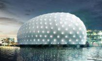 Projekt podvodního muzea Docking the Amsterdam odZJA