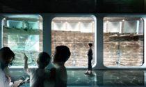 Projekt podvodního muzea Docking the Amsterdam od ZJA