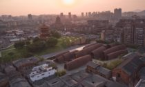 Jingdezhen Imperial Kiln Museum od studia Zhu-Pei