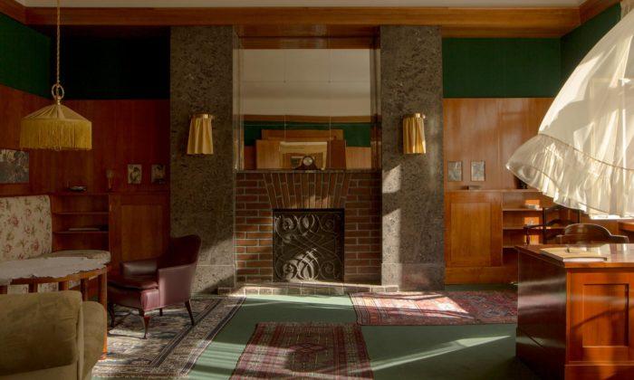 Plzeňské interiéry Adolfa Loose sebudou vystavovat vTel Avivu iNew Yorku
