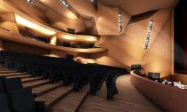 Muzejní a divadelní komplex Kemerovo v Rusku od Coop Himmelblau
