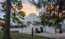 Nancy and Rich Kinder Museum od Steven Holl Architects