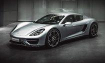 Porsche Vision Turismo zroku 2016