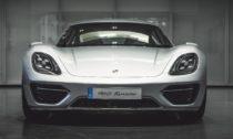 Porsche Vision Turismo z roku 2016