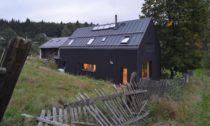 Rodinný dům Maxičky odateliéru 3+1 architekti
