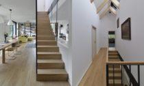 Rodinný dům Maxičky od ateliéru 3+1 architekti