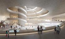 Muzeum přírodní historie v čínském Shenzhenu