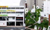 Sou Fujimoto navrhl hotel Shiroiya