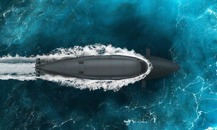 Victa jefuturistický sportovní člun schopný ponoru až načtyři hodiny