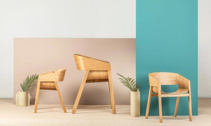 Ton slaví 10 let židle Merano dětskou verzí vlimitované edici