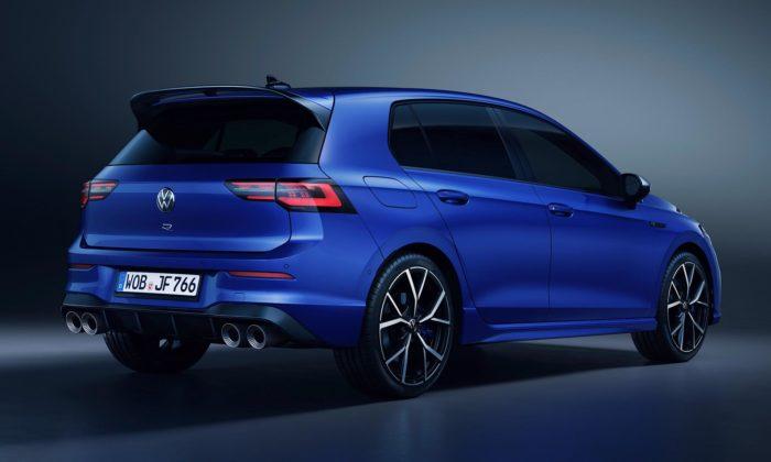 Volkswagen představil modernizovaný ahistoricky nejvýkonnější Golf R