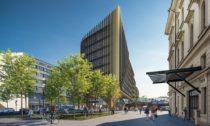 Finální podoba projektu okolo Masarykova nádraží vPraze odZaha Hadid Architects