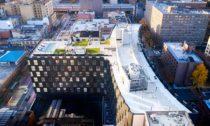Multifunkční dům The Smile v New Yorku od BIG