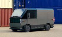 Canoo aelektrický Multi-Purpose Delivery Vehicle