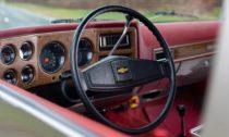 Chevrolet K5 Blazer z roku 1977 jako elektromobil K5 Blazer-E