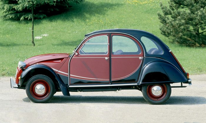 Citroën slaví 40 let oblíbeného modelu 2CV Charleston zvaného Kachna