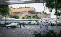 Huanggang Port Area v Shenzhenu od Zaha Hadid Architects