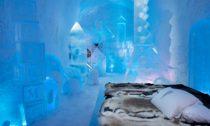 IceHotel 31 v Jukkasjärvi