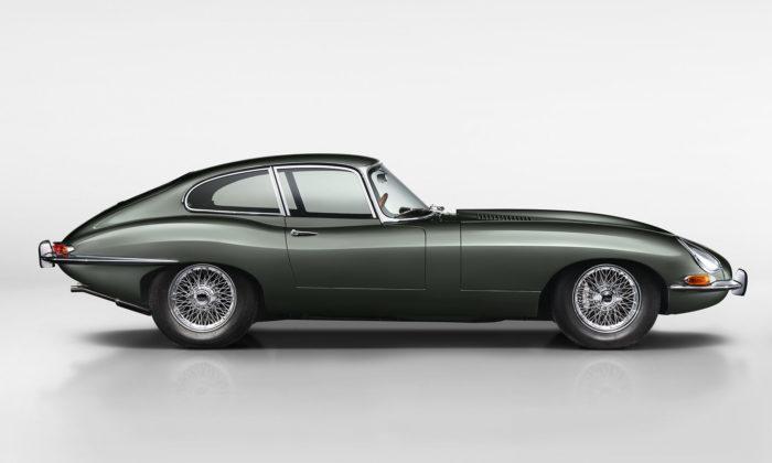 Jaguar oslaví 60 let sporťáku E-Type limitovanou edici modelu F-Type