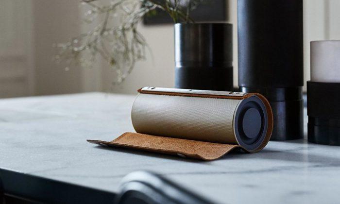 Lemus navrhl reproduktor Vintage sintegrovaným koženým obalem