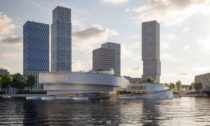 Maritime Center Rotterdam od Mecanoo