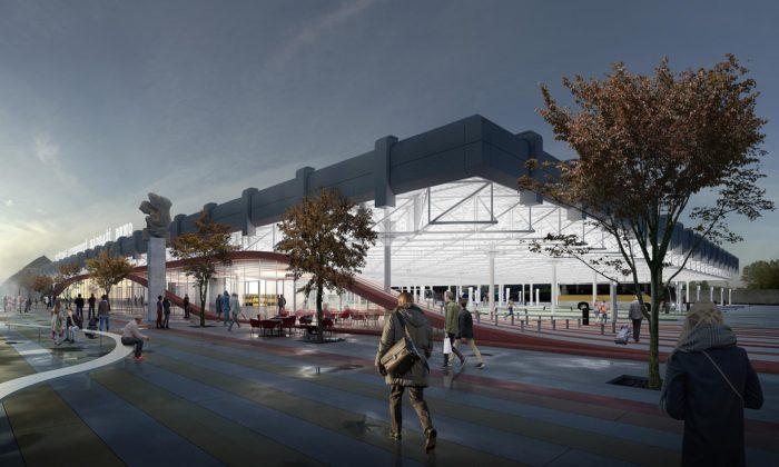 Brno dokončuje velkou rekonstrukci ústředního autobusového nádraží Zvonařka