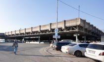 Centrální autobusová stanice Brno Zvonařka – původní stav