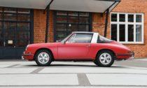 Porsche 911 S Targa z roku 1967